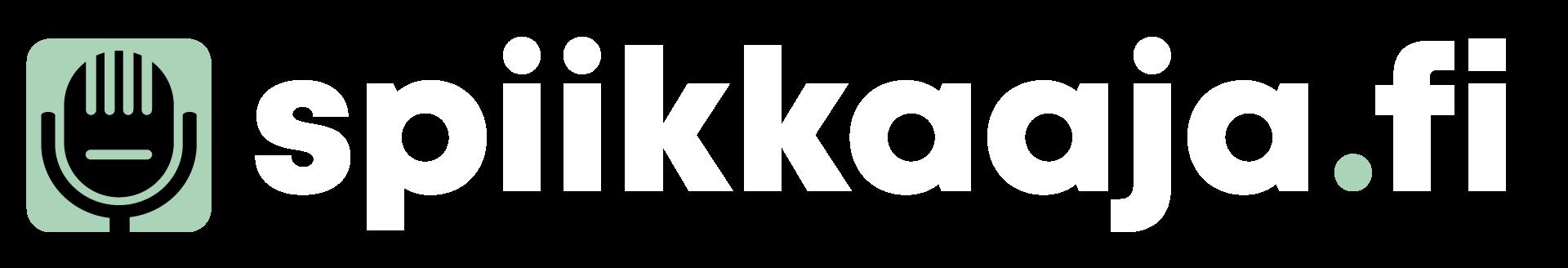 spiikkaaja-logo-valkoinen